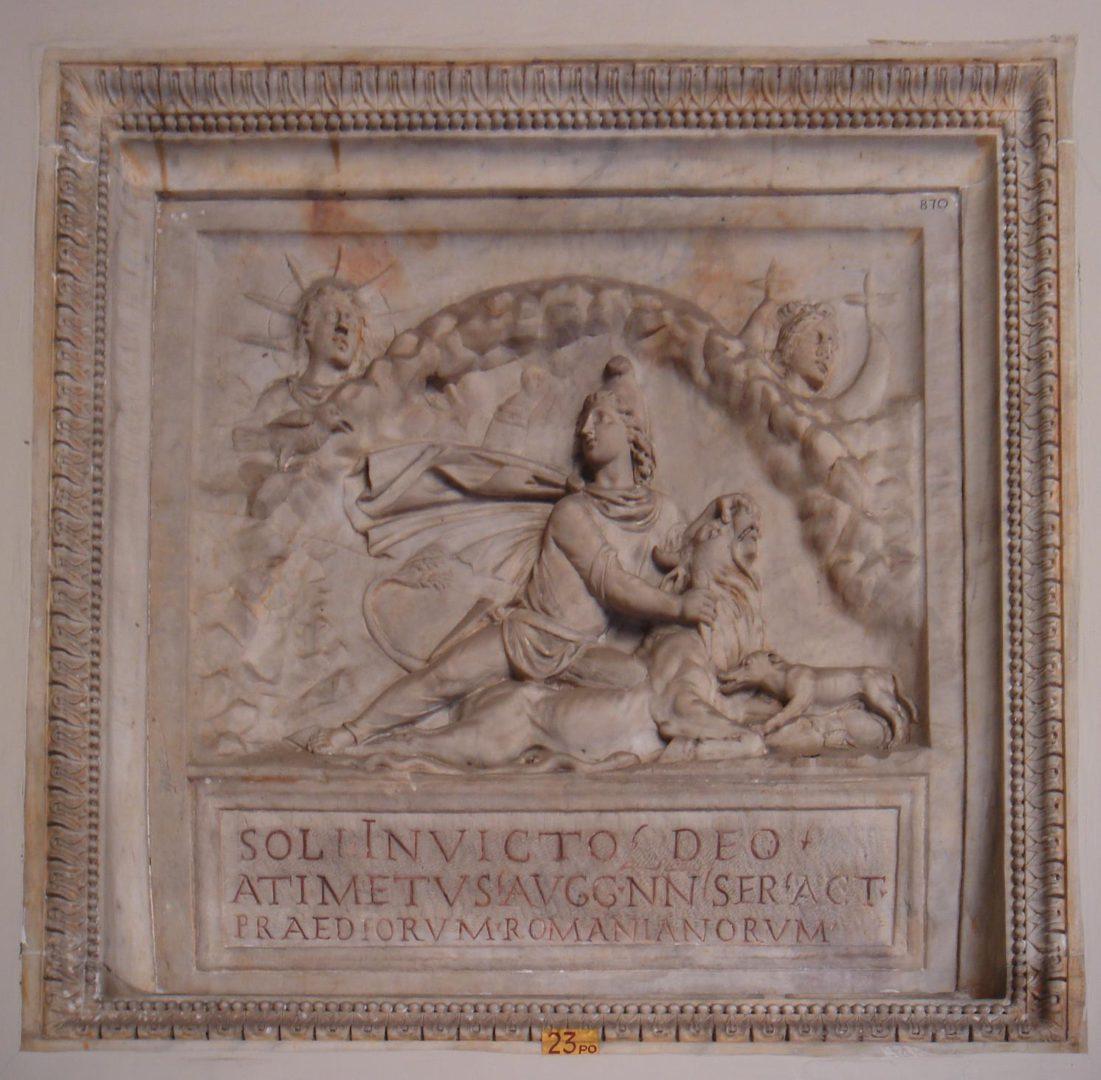 Wichtige parallele Geschehnisse im Römischen Reich